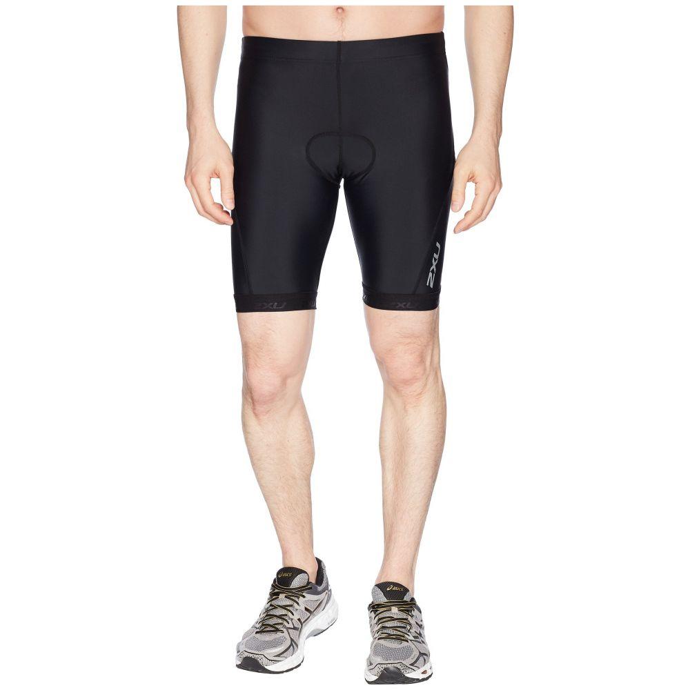 ツータイムズユー 2XU メンズ ボトムス・パンツ ショートパンツ【Active 8' Tri Shorts】Black/Black