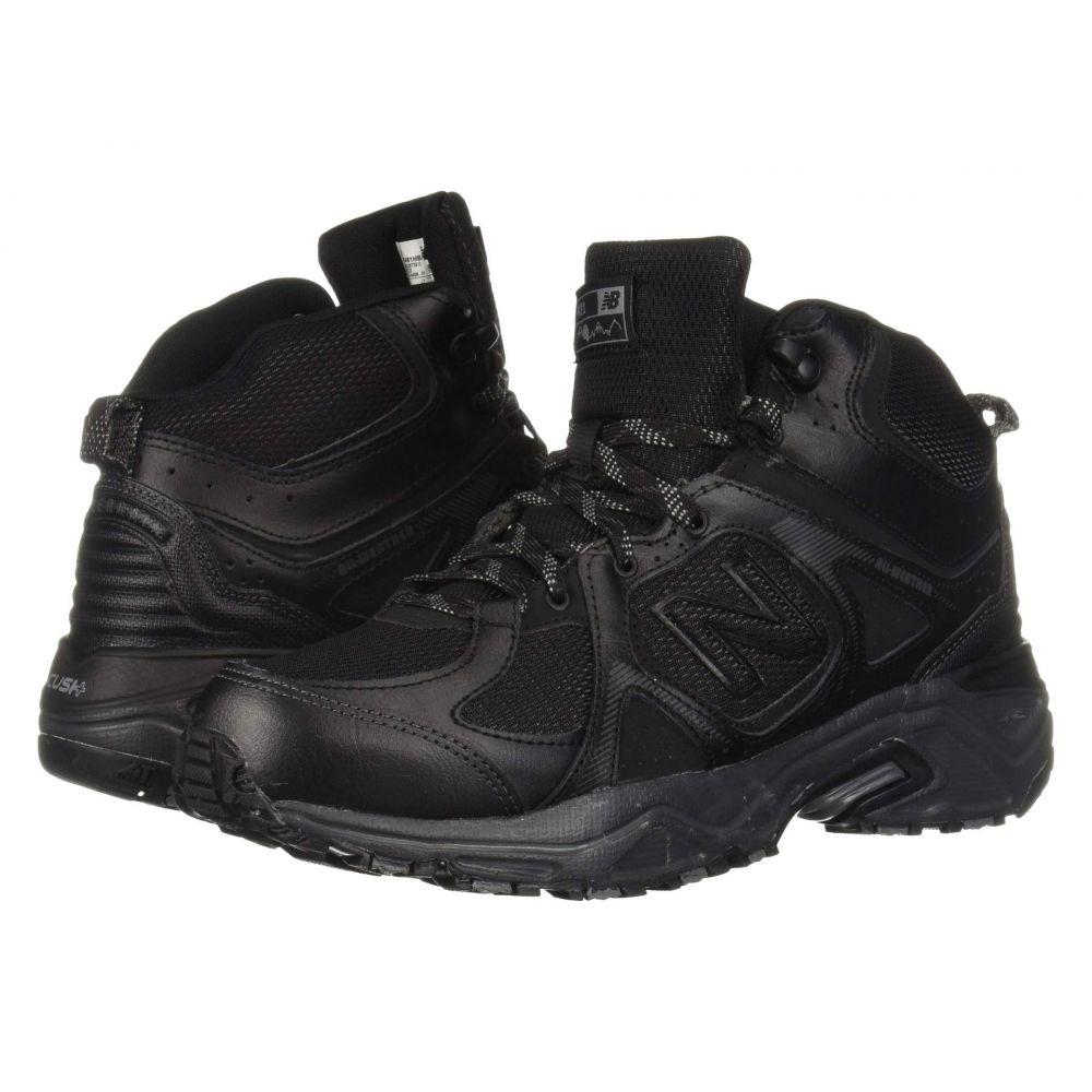ニューバランス New Balance メンズ ランニング・ウォーキング シューズ・靴【MT481v3】Black/Magnet