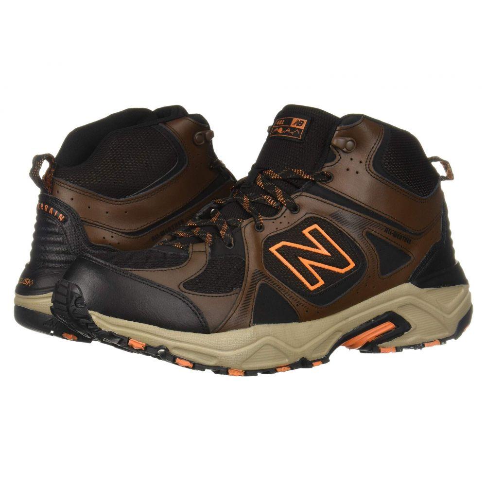 ニューバランス New Balance メンズ ランニング・ウォーキング シューズ・靴【MT481v3】Adrift/Black/Mercury
