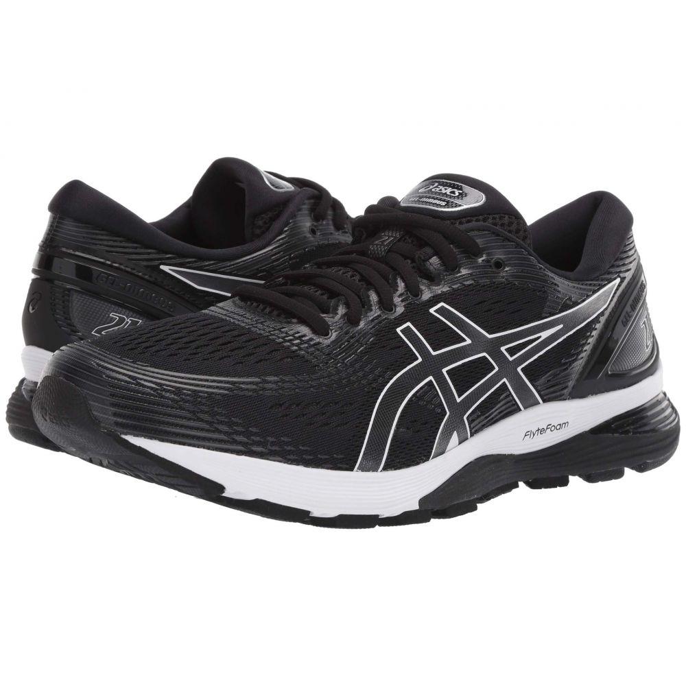 アシックス ASICS メンズ ランニング・ウォーキング シューズ・靴【GEL-Nimbus 21】Black/Dark Grey