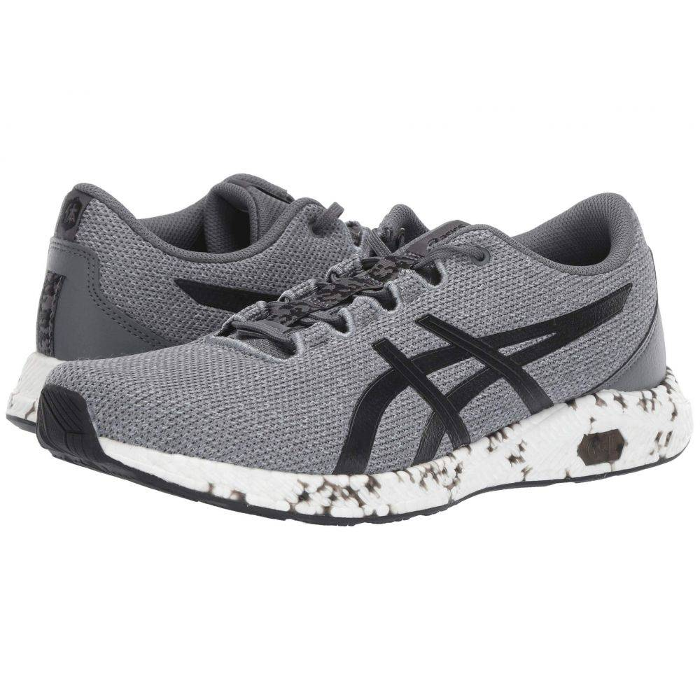 アシックス ASICS メンズ ランニング・ウォーキング シューズ・靴【Hypergel-Yu】Steel Grey/Black