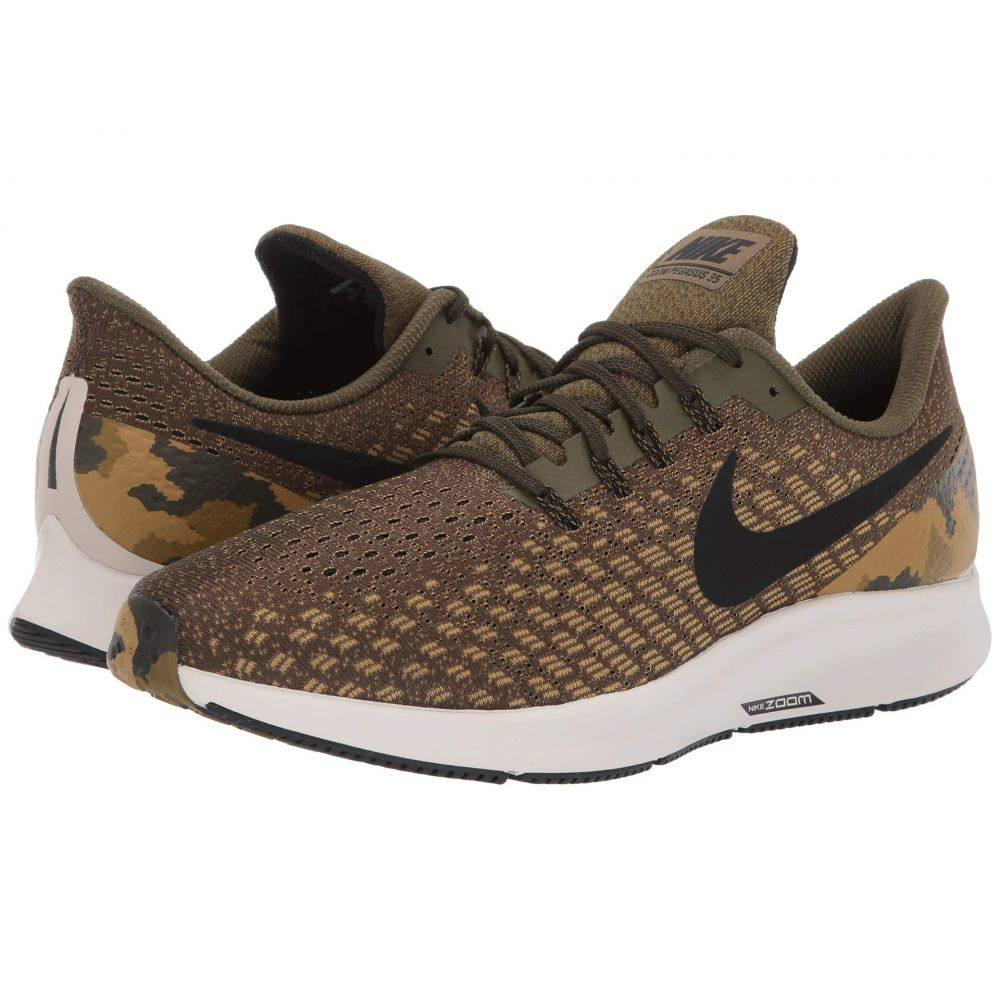 ナイキ Nike メンズ ランニング・ウォーキング シューズ・靴【Air Zoom Pegasus 35 GPX】Olive Canvas/Black/Light Orewood Brown