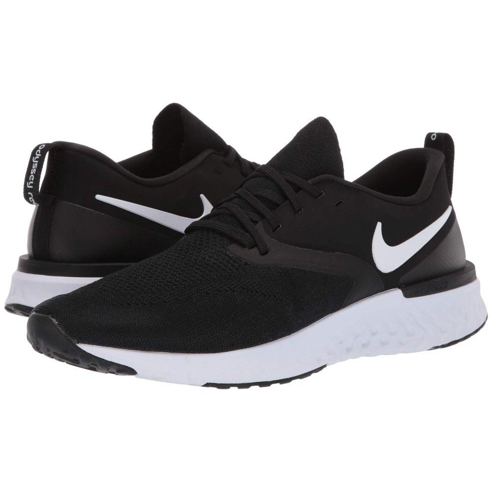 ナイキ Nike メンズ ランニング・ウォーキング シューズ・靴【Odyssey React Flyknit 2】Black/White