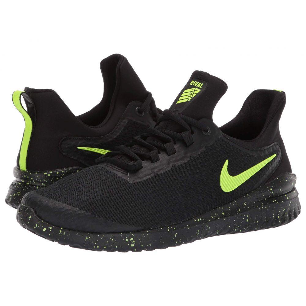 ナイキ Nike メンズ ランニング・ウォーキング シューズ・靴【Renew Rival】Black/Volt