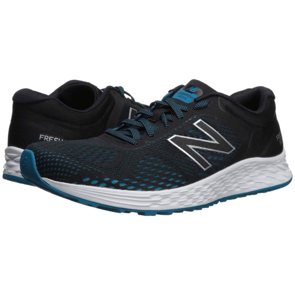 ニューバランス New Balance メンズ ランニング・ウォーキング シューズ・靴【Fresh Foam Arishi v2】Black/Deep Ozone Blue
