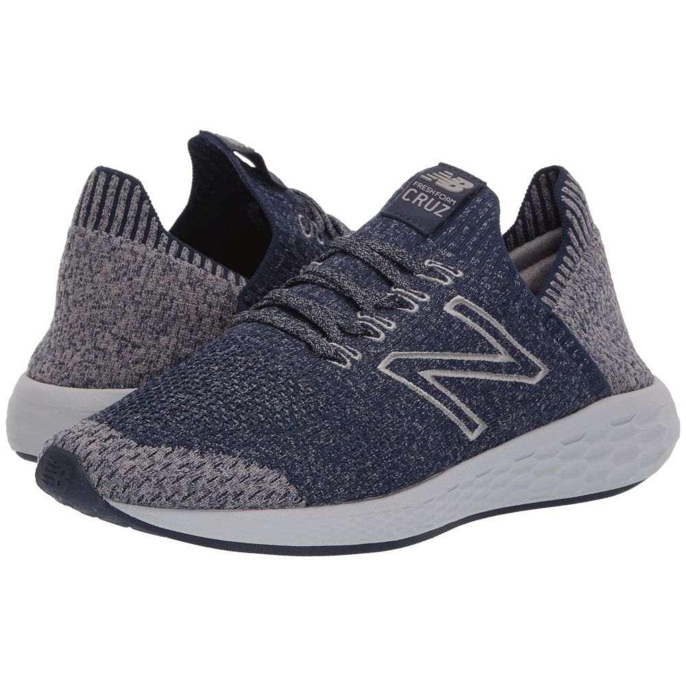ニューバランス New Balance メンズ ランニング・ウォーキング シューズ・靴【Fresh Foam Cruz v2 Sock Fit】Marblehead/Pigment