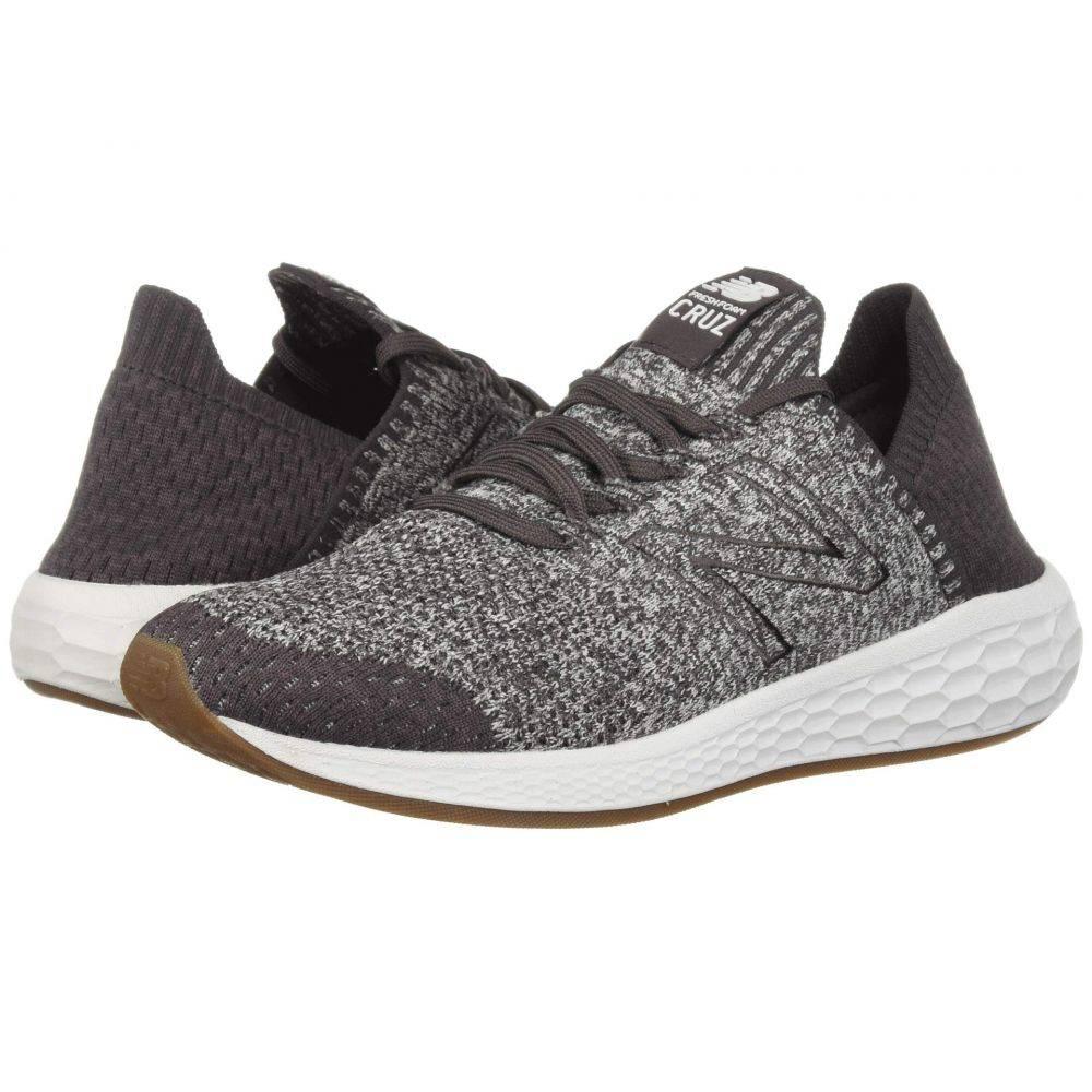 ニューバランス New Balance メンズ ランニング・ウォーキング シューズ・靴【Fresh Foam Cruz v2 Sock Fit】Shale/Arctic Fox