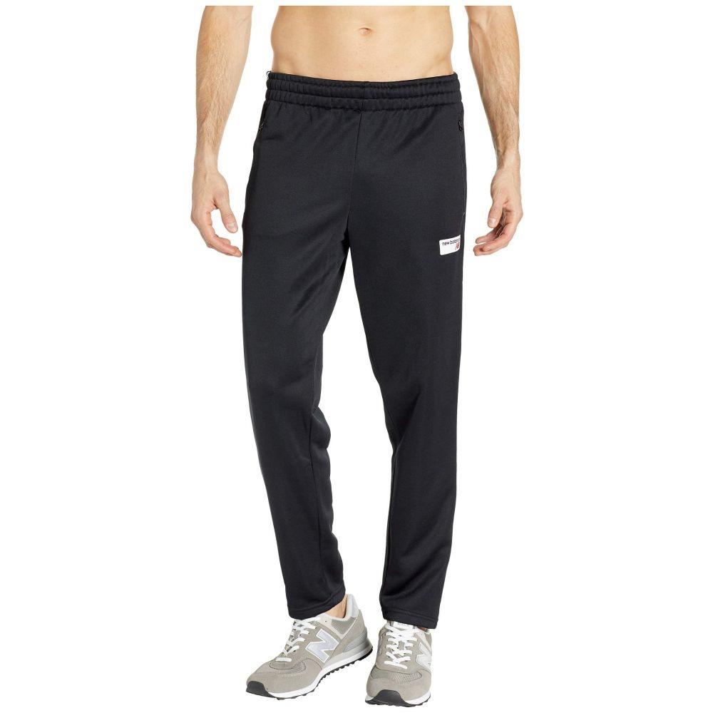 ニューバランス New Balance メンズ ボトムス・パンツ スウェット・ジャージ【Athletics Track Pants】Black