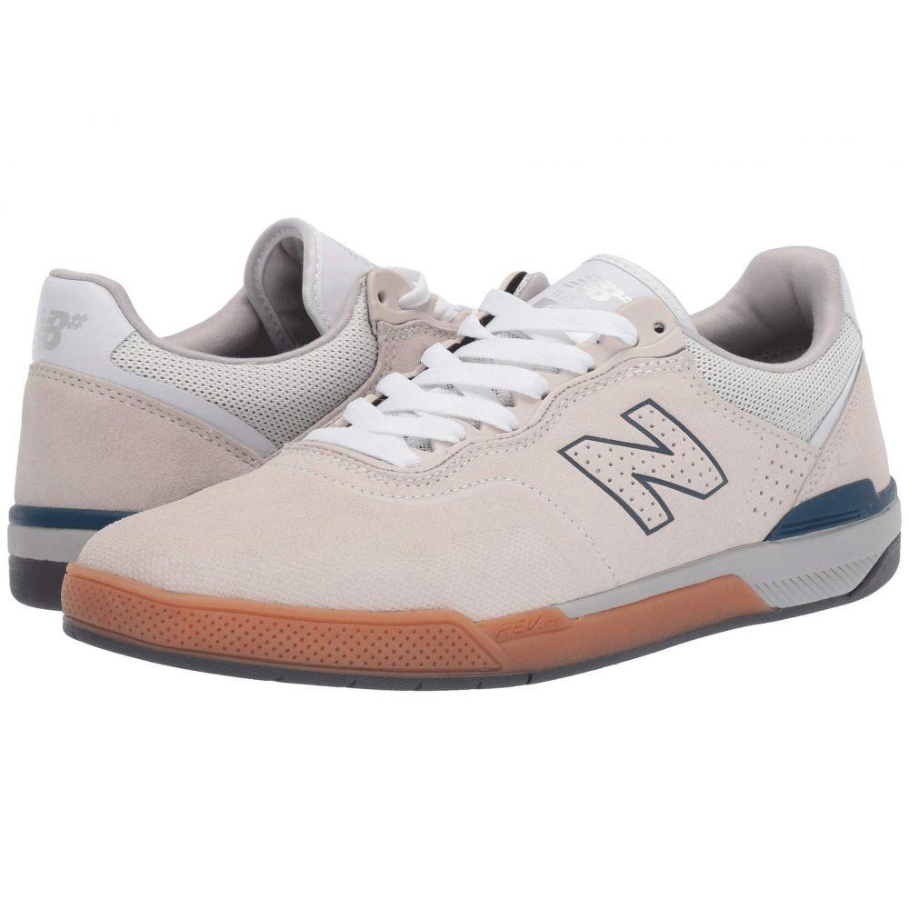 ニューバランス New Balance Numeric メンズ ランニング・ウォーキング シューズ・靴【913】Sea Salt/Dark Sea Suede