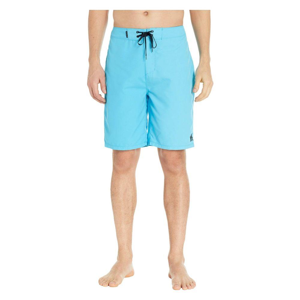 ハーレー Hurley メンズ 水着・ビーチウェア 海パン【One & Only 2.0 21' Boardshorts】Blue Fury
