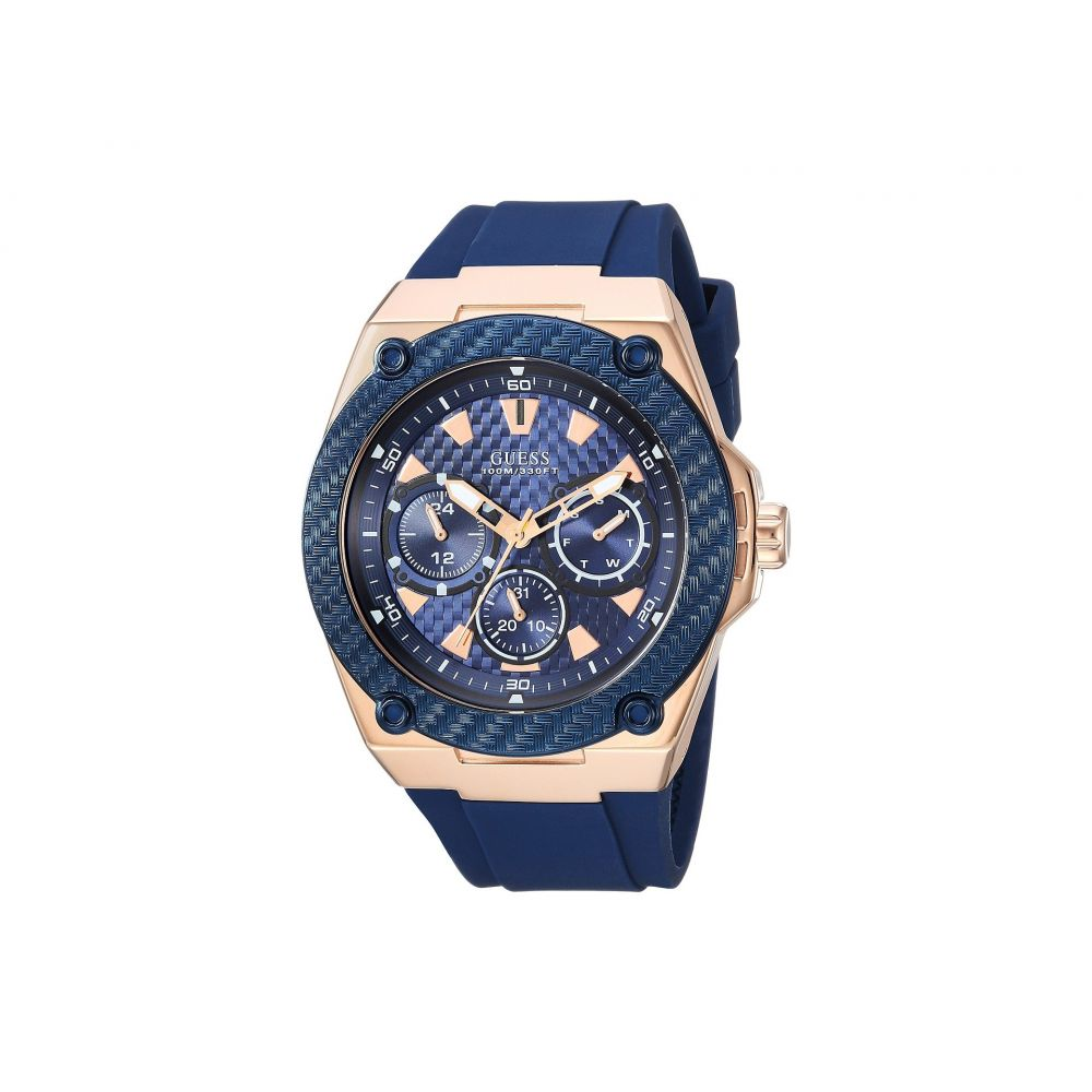 ゲス GUESS メンズ 腕時計【U1049G2】Blue