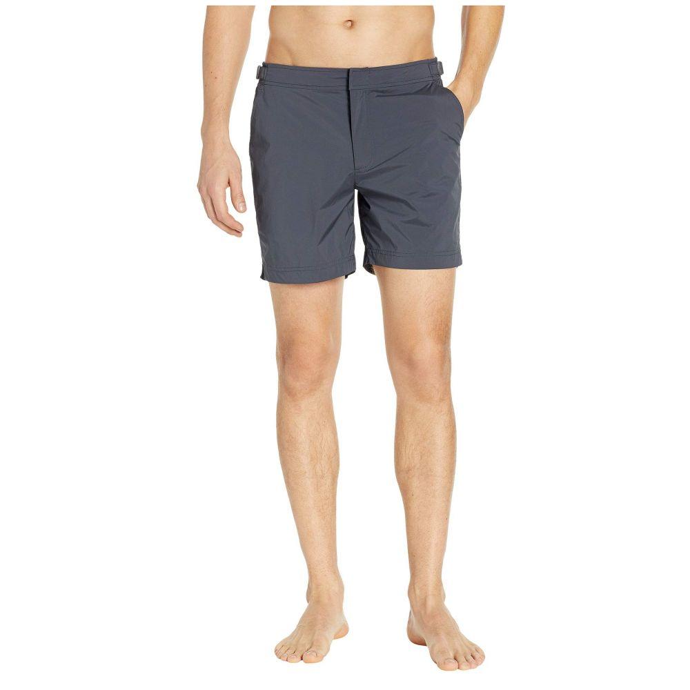 オールバー ブラウン Orlebar Brown メンズ 水着・ビーチウェア 海パン【Bulldog Sport Swim Shorts】Ebony