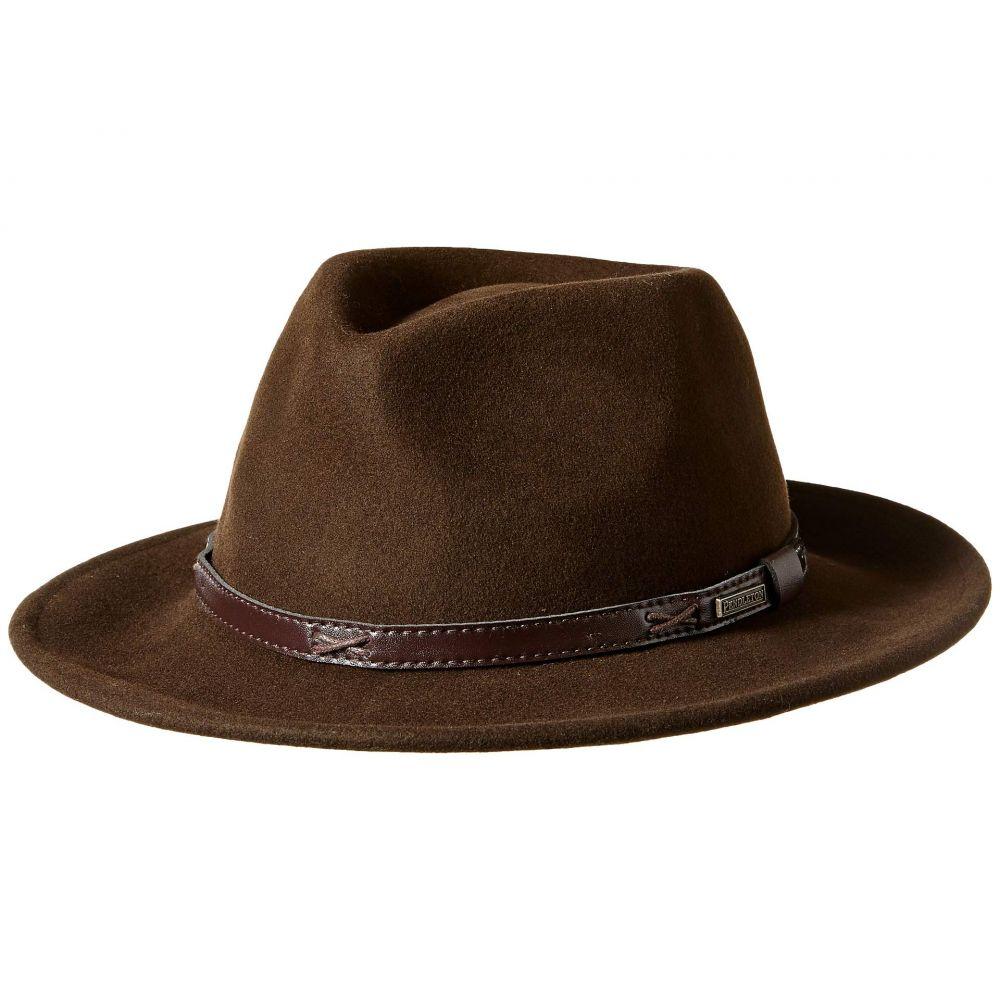 ペンドルトン Pendleton メンズ 帽子【Indiana Hat】Beaver Brown