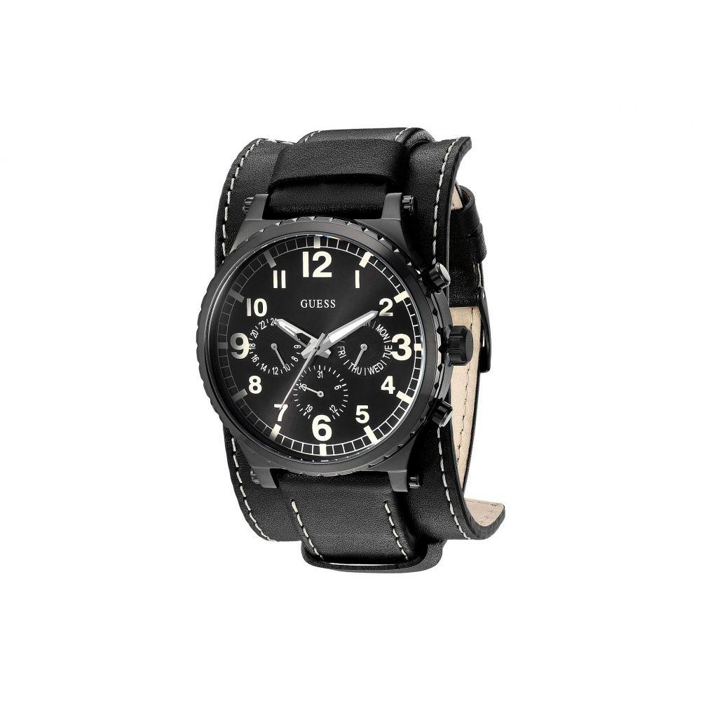 ゲス GUESS メンズ 腕時計【U1162G2】Black