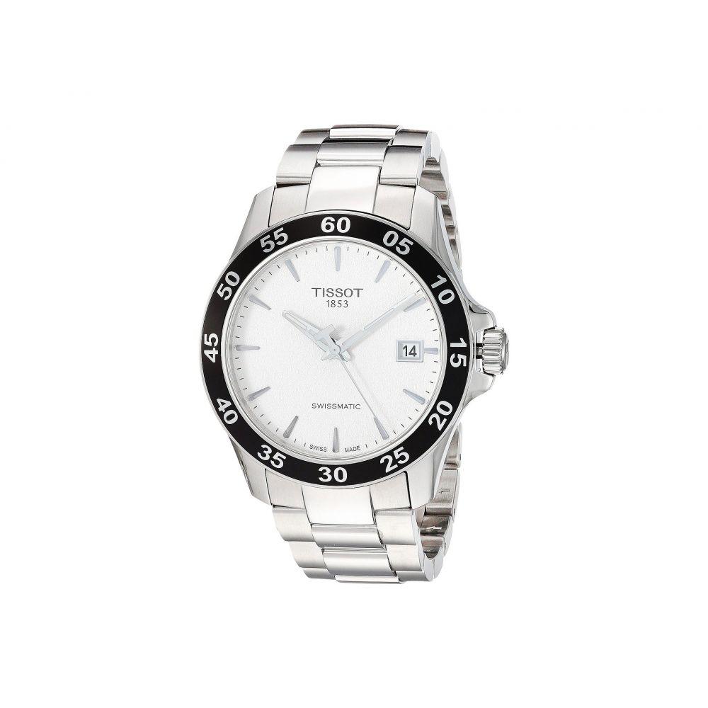 ティソ Tissot メンズ 腕時計【V8 Swissmatic - T1064071103100】Silver/Grey