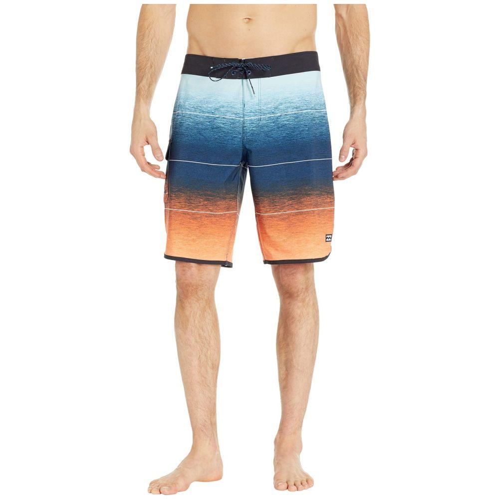 ビラボン Billabong メンズ 水着・ビーチウェア 海パン【73 Stripe Pro 20'】Orange
