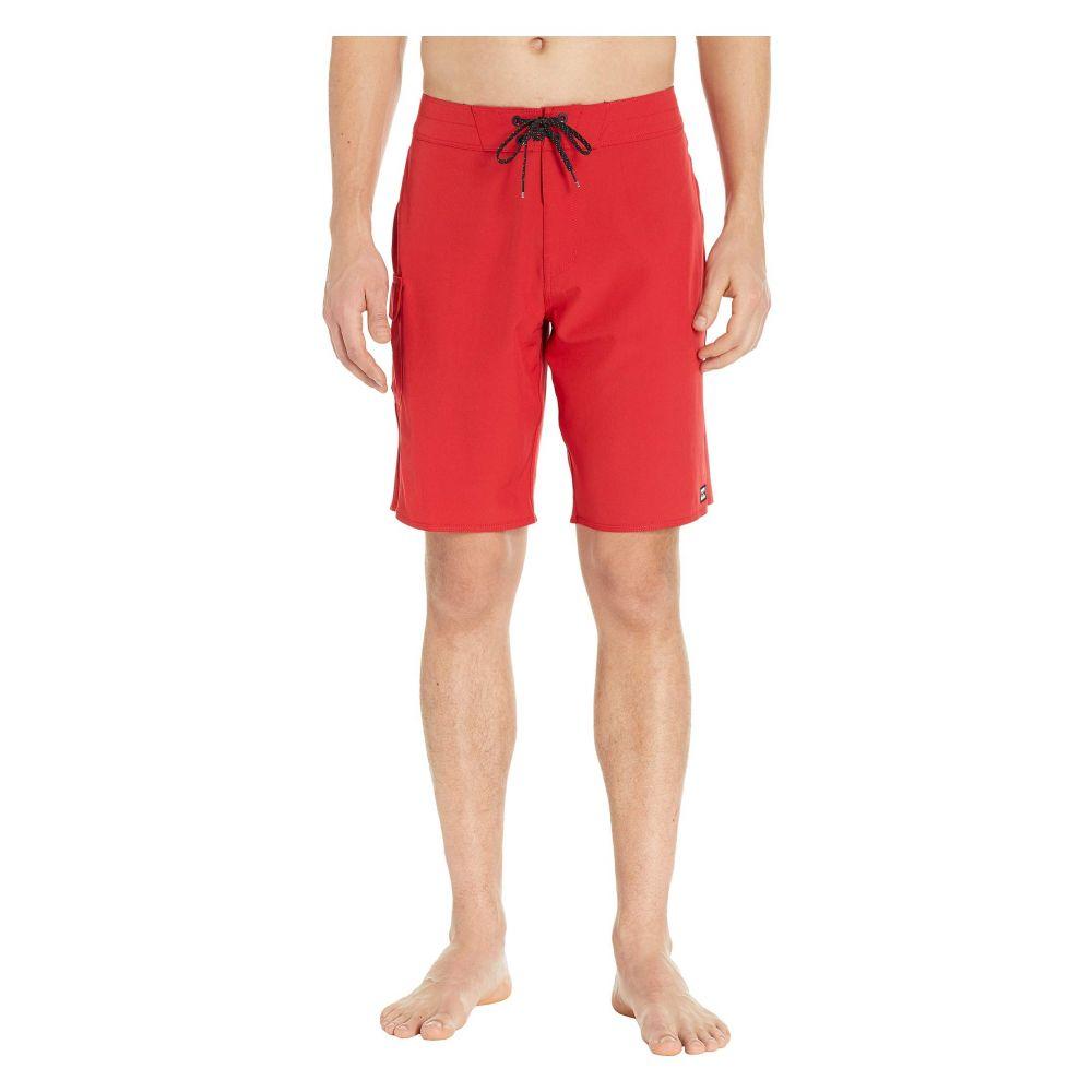 ビラボン Billabong メンズ 水着・ビーチウェア 海パン【All Day Pro 20'】Lifeguard Red