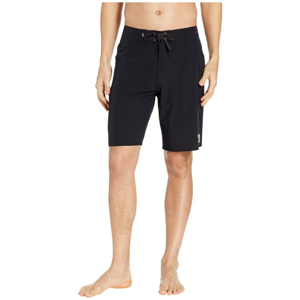 クイックシルバー Quiksilver メンズ 水着・ビーチウェア 海パン【Highline Kaimana 20' Boardshorts】Black