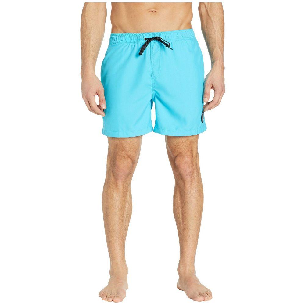 クイックシルバー Quiksilver メンズ 水着・ビーチウェア 海パン【Everyday Volley 17' Boardshorts】Atomic Blue