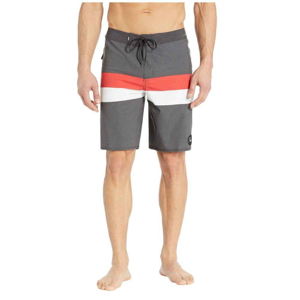 クイックシルバー Quiksilver メンズ 水着・ビーチウェア 海パン【Highline Seasons 20' Boardshorts】Black