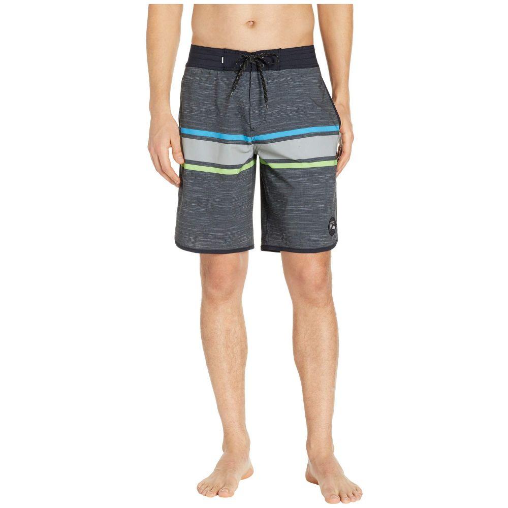 クイックシルバー Quiksilver メンズ 水着・ビーチウェア 海パン【Seasons 20' Beachshorts】Black