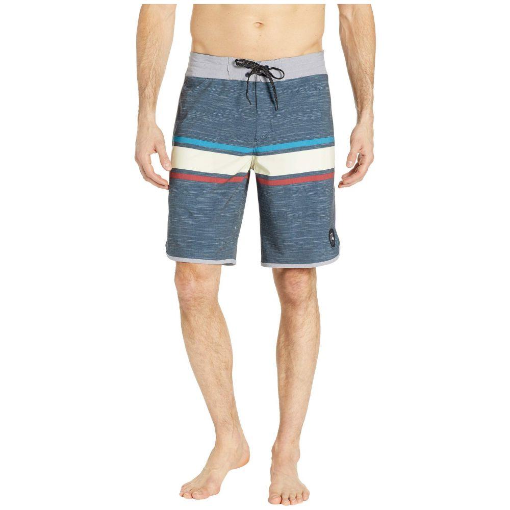 クイックシルバー Quiksilver メンズ 水着・ビーチウェア 海パン【Seasons 20' Beachshorts】Navy Blazer
