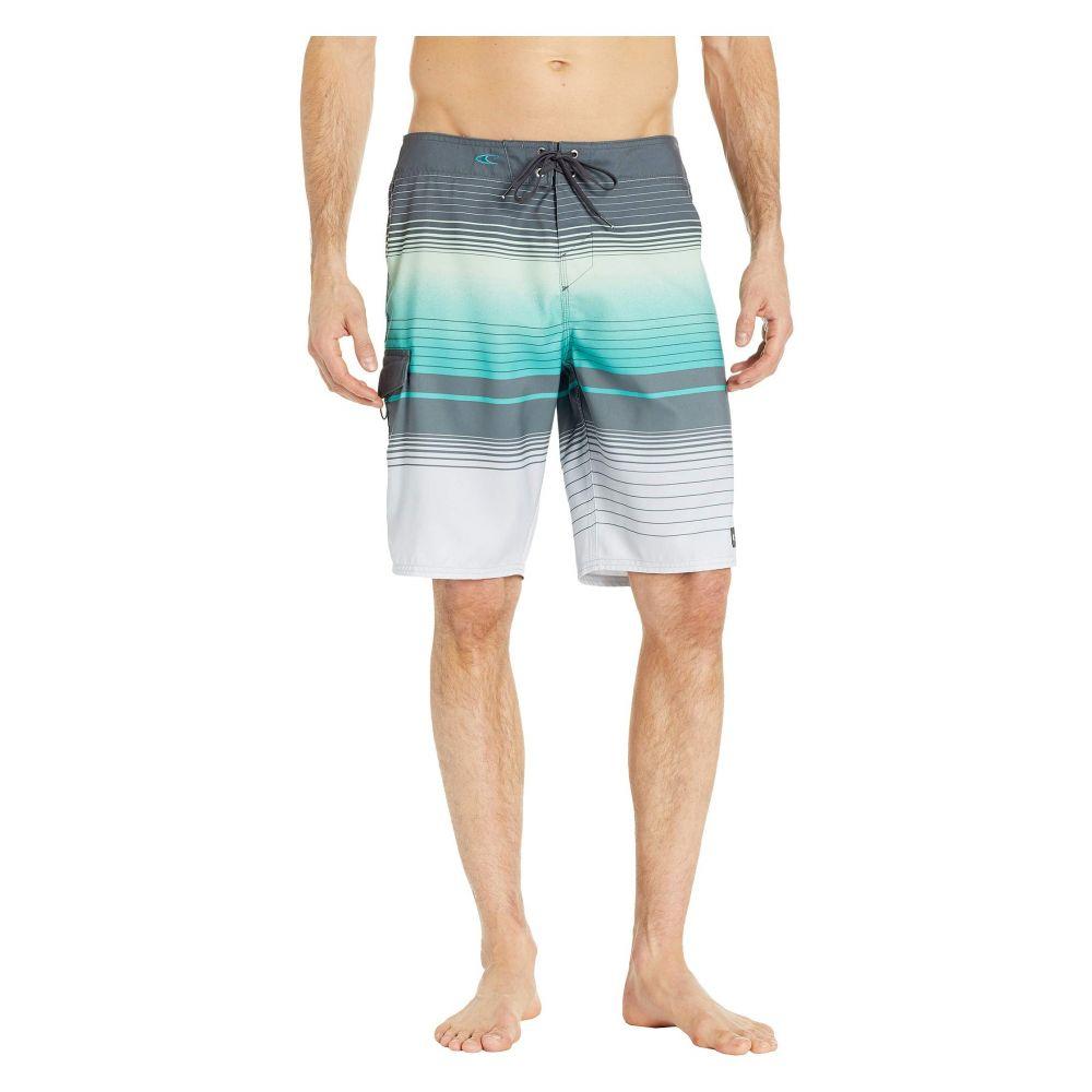 オニール O'Neill メンズ 水着・ビーチウェア 海パン【Lennox Boardshorts】Aqua