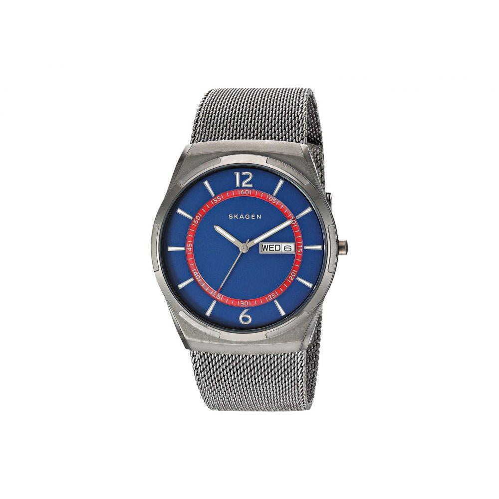 スカーゲン Skagen メンズ 腕時計【Melbye - SKW6503】Gunmetal