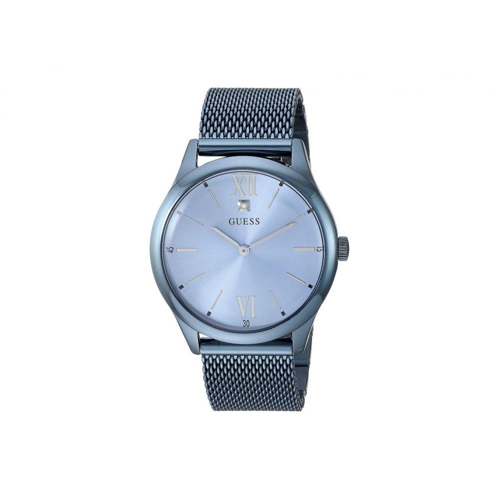 ゲス GUESS メンズ 腕時計【U1214G4】Brown/Blue