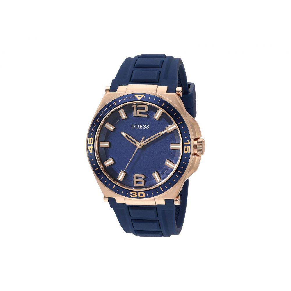 GUESS 腕時計【U1253G3】Rose メンズ ゲス Gold-Tone/Blue