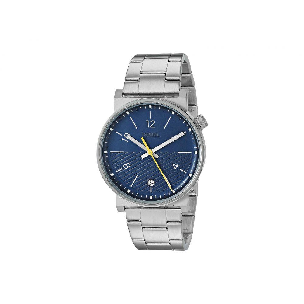 フォッシル Fossil メンズ 腕時計【Barstow - FS5509】Silver