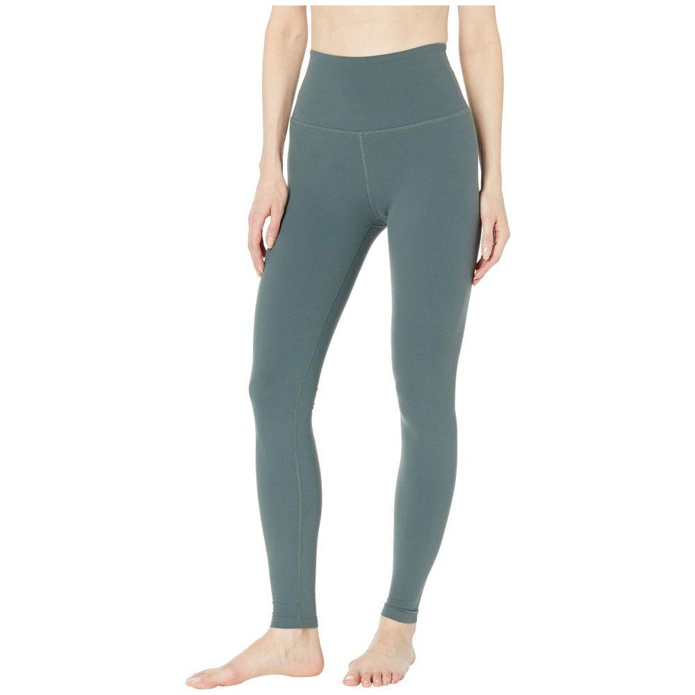 ビヨンドヨガ Beyond Yoga レディース インナー・下着 スパッツ・レギンス【High Waist Essential Long Legging】Dark Tropic