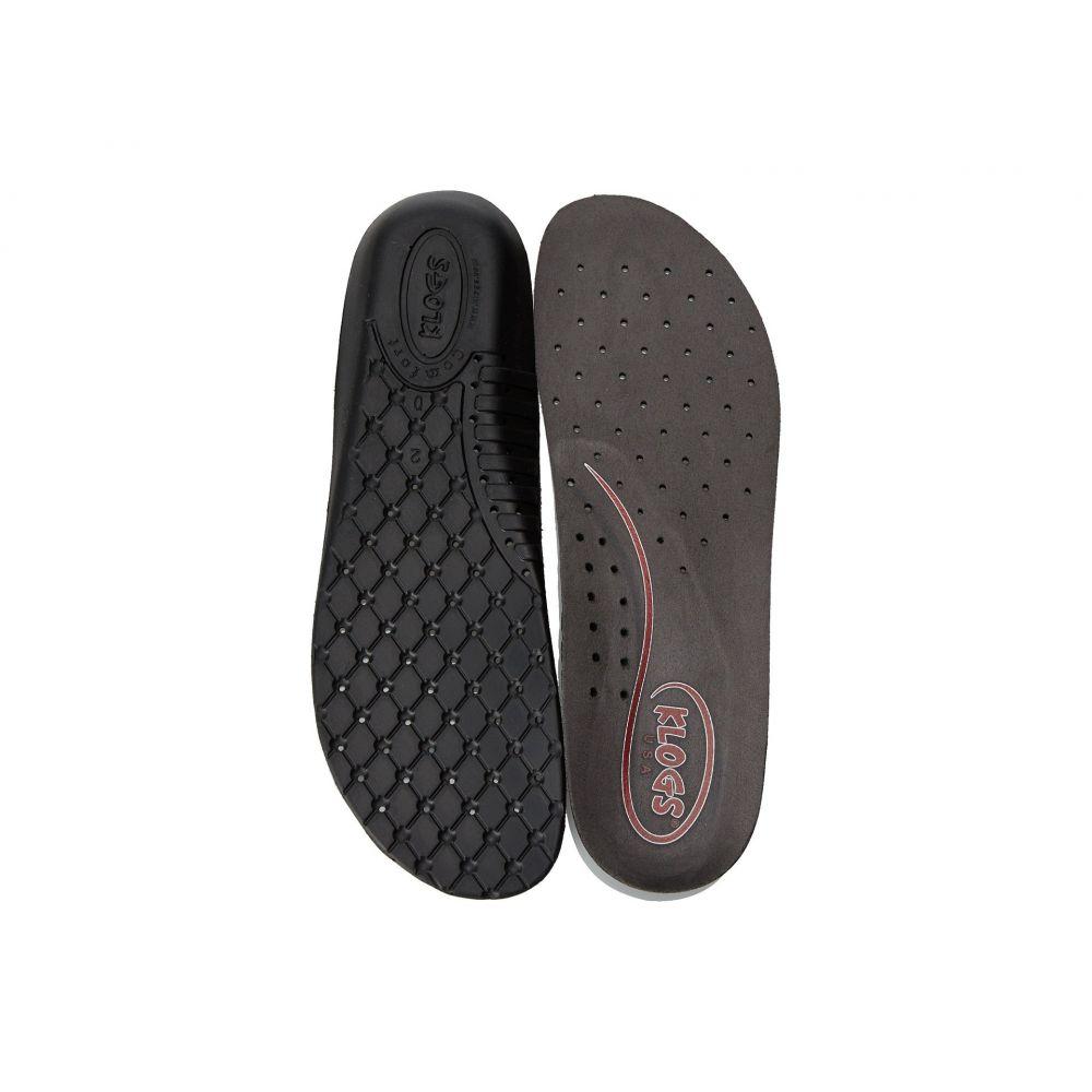 ケイログス Klogs Footwear レディース シューズ・靴 インソール・靴関連用品【Replacement Comfort Footbeds 2-Pack】Grey