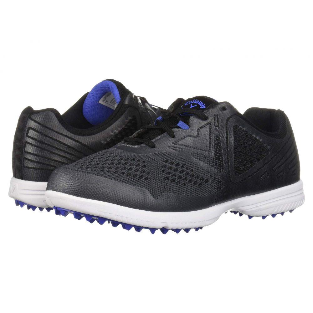 キャロウェイ Callaway レディース ゴルフ シューズ・靴【Halo SL】Black/Grey
