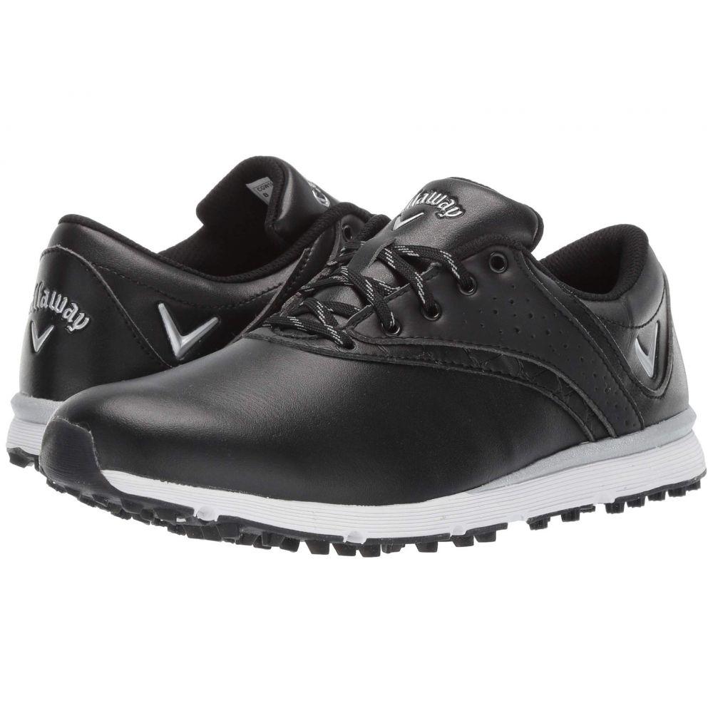 キャロウェイ Callaway レディース ゴルフ シューズ・靴【Pacifica】Black