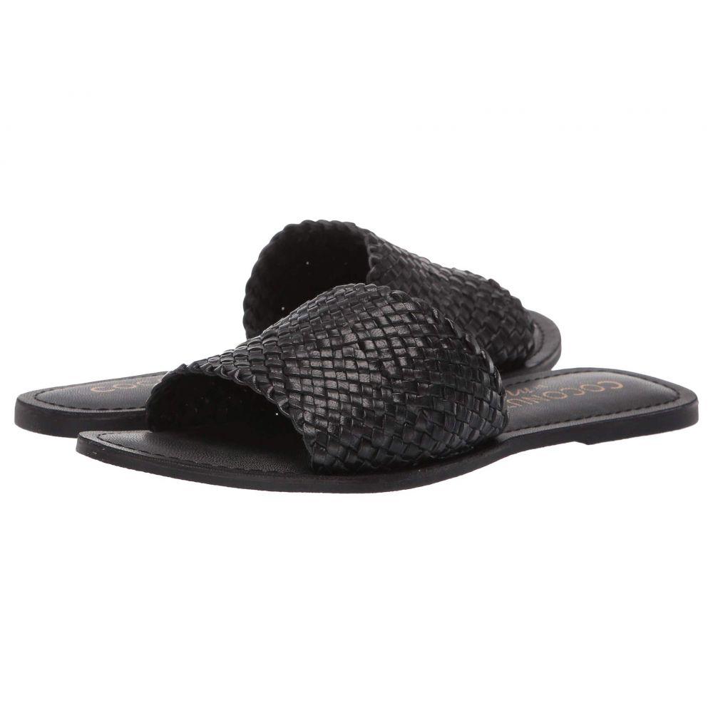 マチス Matisse レディース シューズ・靴 サンダル・ミュール【Zuma Woven Sandal】Black