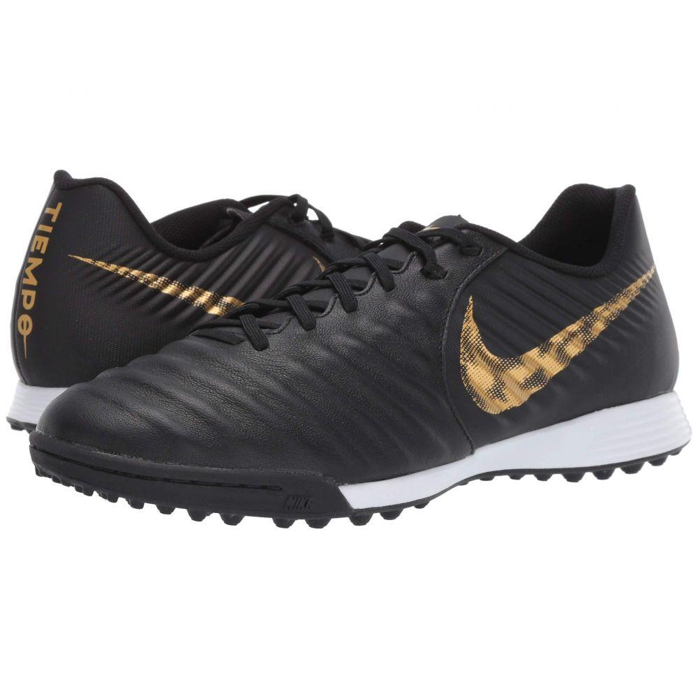 ナイキ Nike メンズ サッカー シューズ・靴【Tiempo LegendX 7 Academy TF】Black/Metallic Vivid Gold