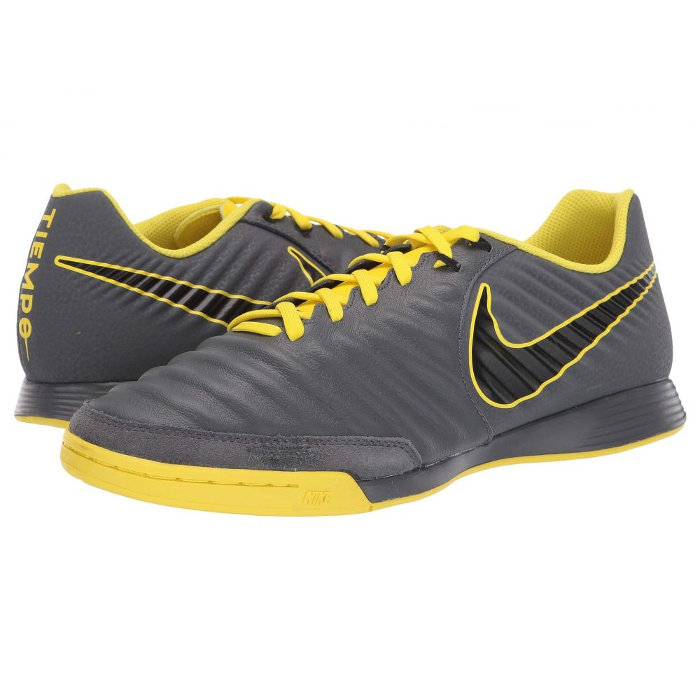 ナイキ Nike メンズ サッカー シューズ・靴【Tiempo LegendX 7 Academy IC】Dark Grey/Black/Opti Yellow