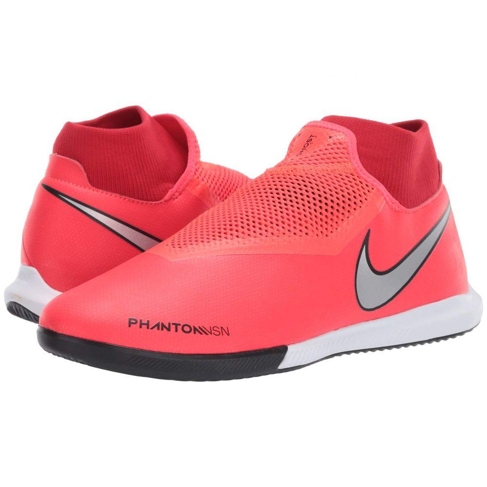 ナイキ Nike メンズ サッカー シューズ・靴【Phantom VSN Academy DF IC】Bright Crimson/Metallic Silver