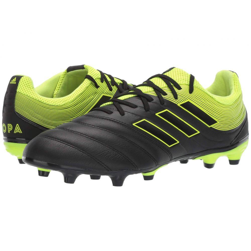 アディダス adidas メンズ サッカー シューズ・靴【Copa 19.3 FG】Core Black/Solar Yellow/Core Black