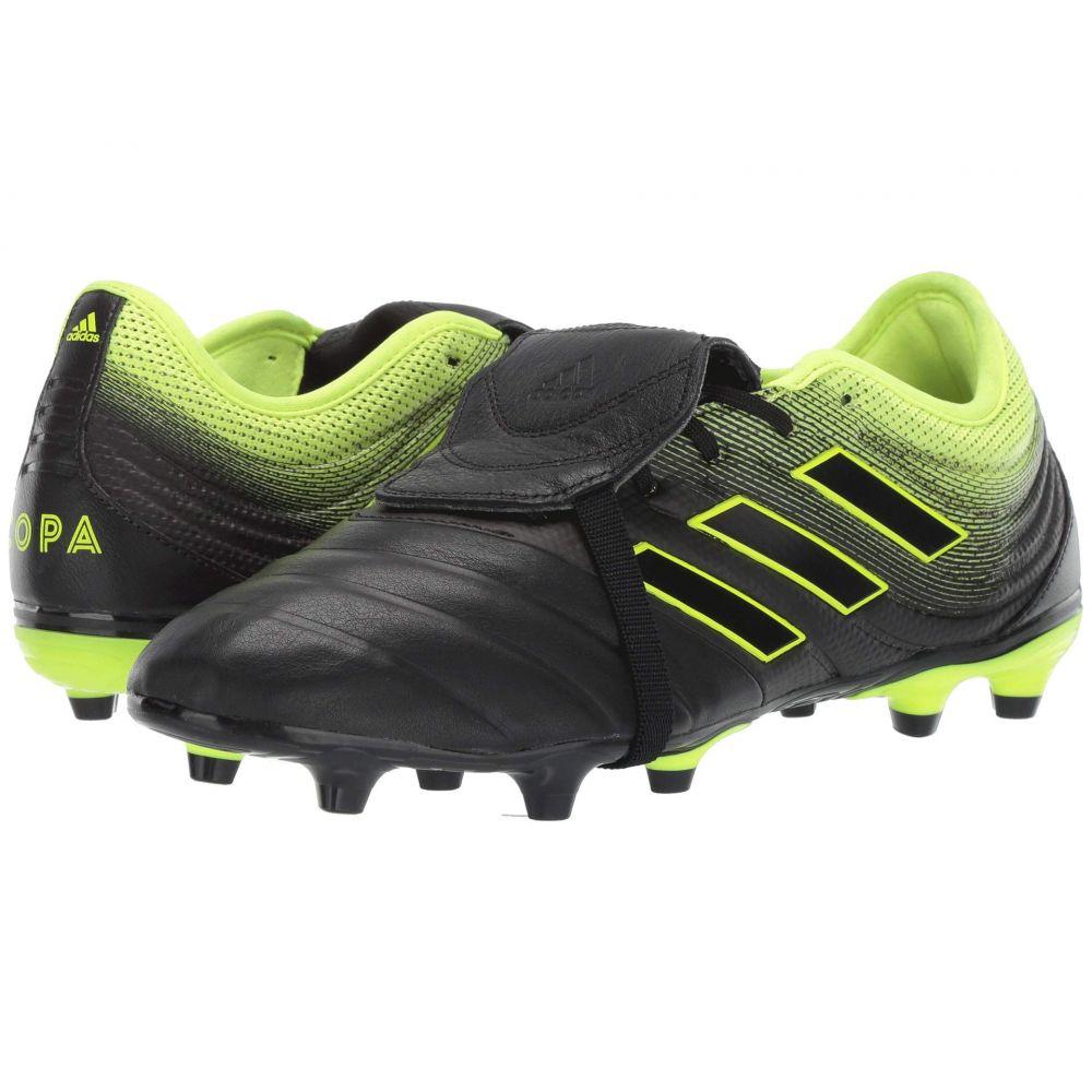 アディダス adidas メンズ サッカー シューズ・靴【Copa Gloro 19.2 FG】Core Black/Solar Yellow/Core Black