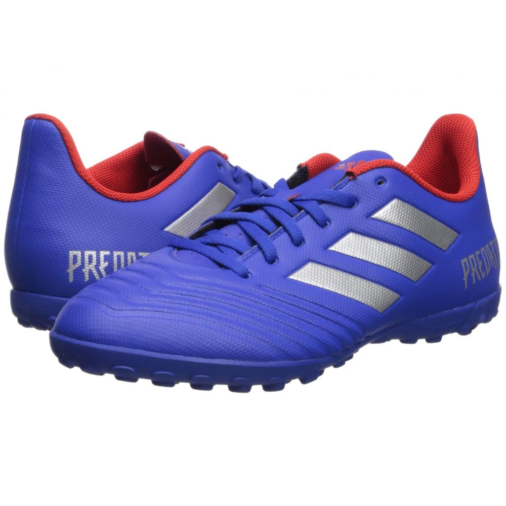 アディダス adidas メンズ サッカー シューズ・靴【Predator 19.4 TF】Bold Blue/Silver Metallic/Active Red