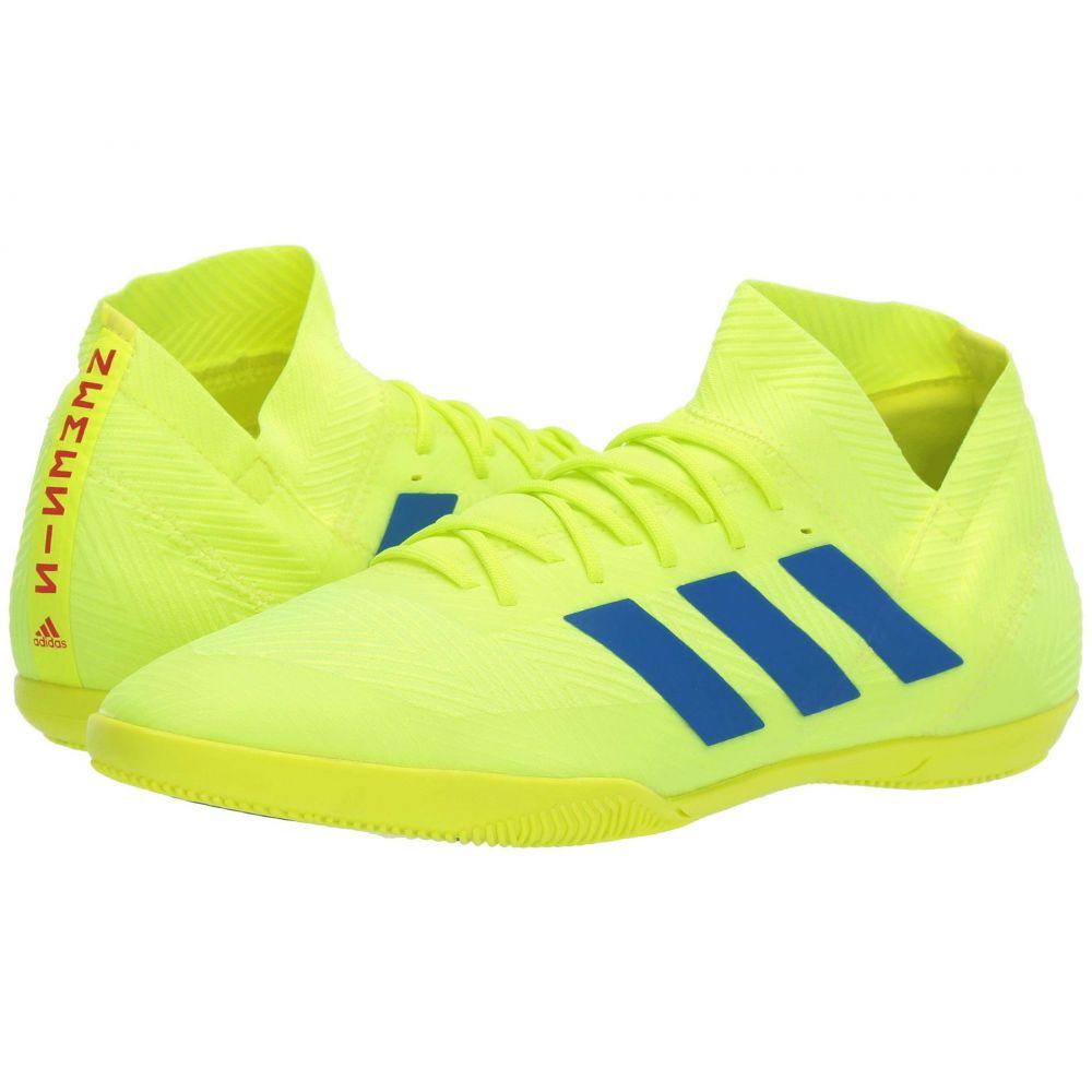 アディダス adidas メンズ サッカー シューズ・靴【Nemeziz 18.3 IN】Solar Yellow/Football Blue/Active Red