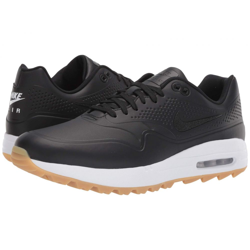 ナイキ Nike Golf メンズ ゴルフ シューズ・靴【Air Max 1G】Black/Black/Gum Light Brown