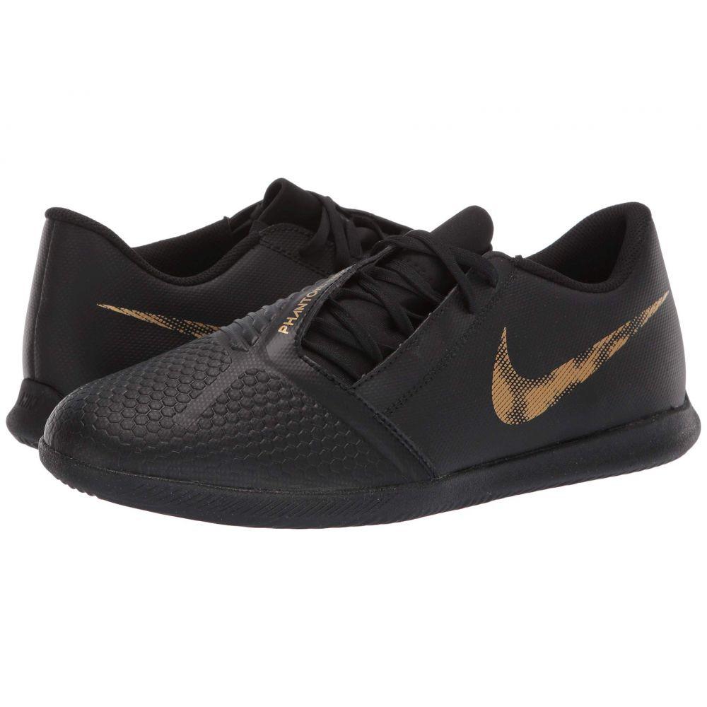 ナイキ Nike メンズ サッカー シューズ・靴【Phantom Venom Club IC】Black/Metallic Vivid Gold