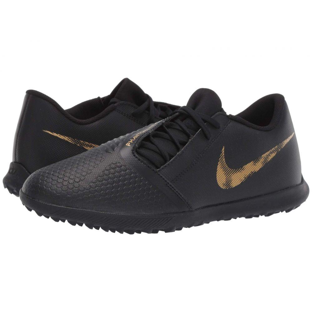 ナイキ Nike メンズ サッカー シューズ・靴【Phantom Venom Club TF】Black/Metallic Vivid Gold