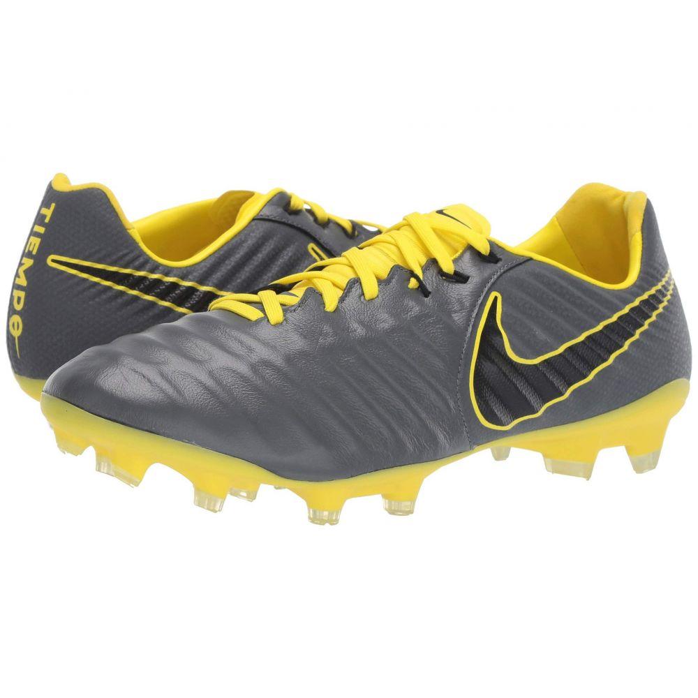 ナイキ Nike メンズ サッカー シューズ・靴【Legend 7 Pro FG】Dark Grey/Black/Opti Yellow