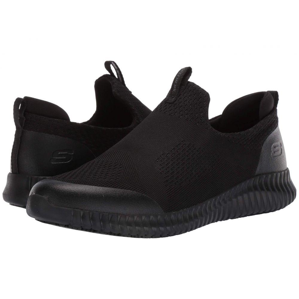 スケッチャーズ SKECHERS Work メンズ シューズ・靴 スニーカー【Cessnock Colleton】Black