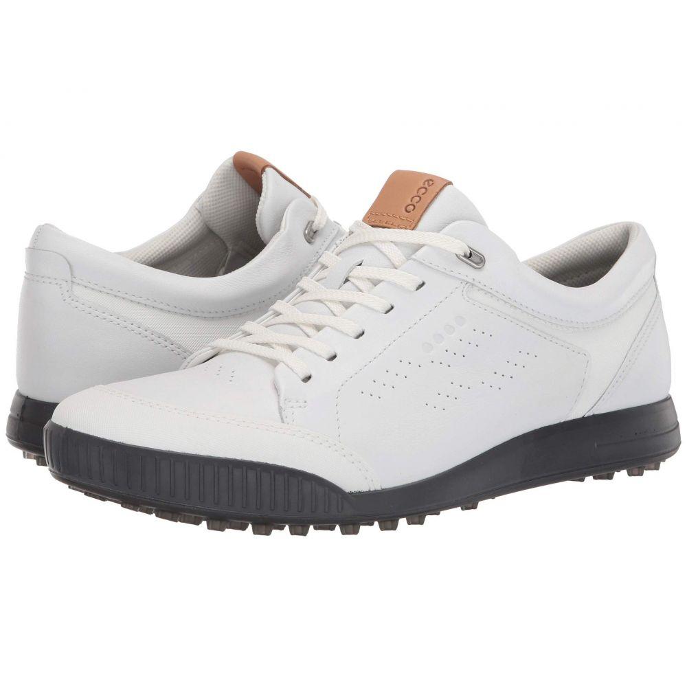 エコー ECCO Golf メンズ シューズ・靴 スニーカー【Street Retro LX】Bright White