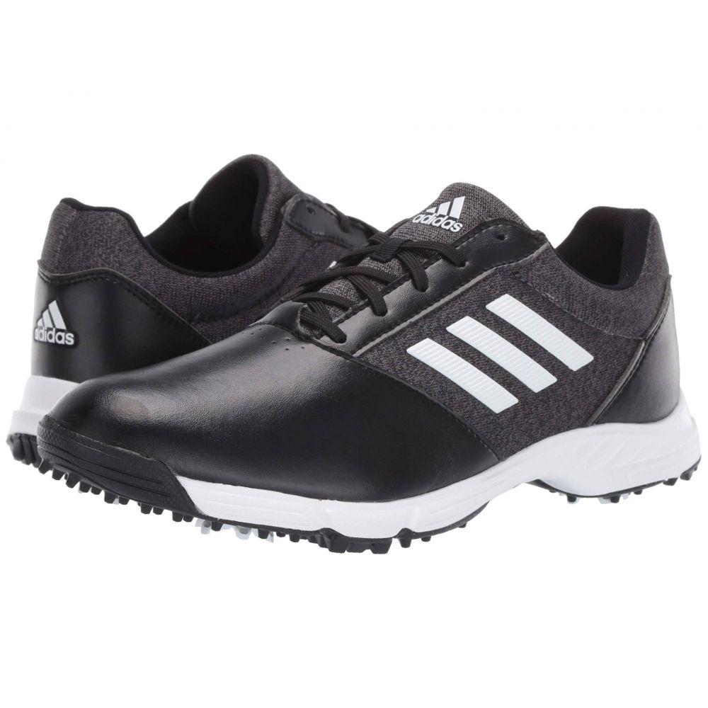 アディダス adidas Golf レディース シューズ・靴 スニーカー【Tech Response】Black/Silver Metallic/Grey Five